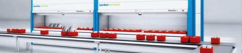 Kardex Remstar Shuttle XP 1000 - Vertical Lift Systems
