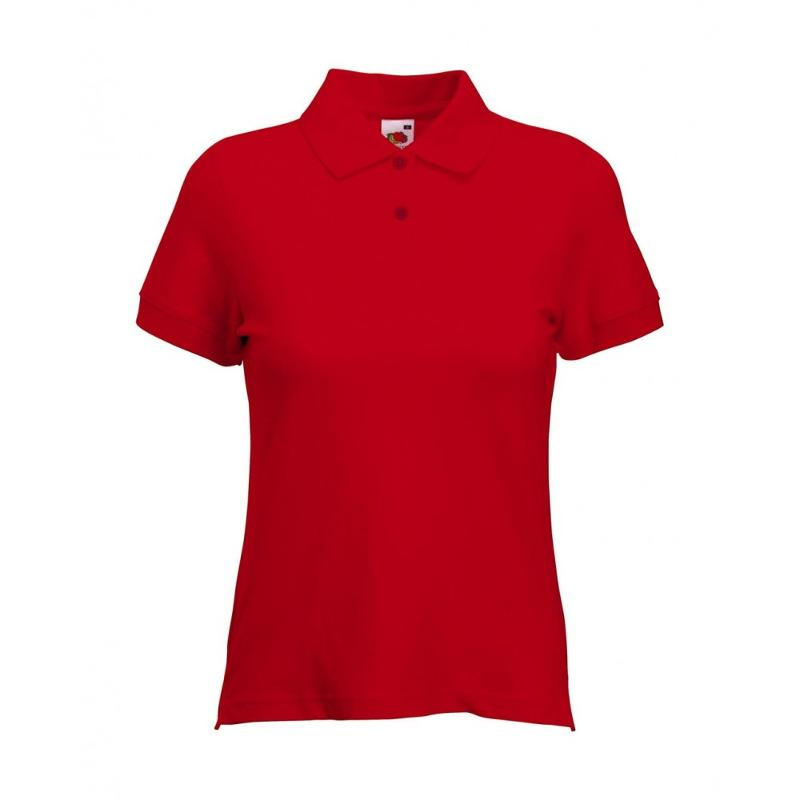Polo femme Fitted - Manches courtes