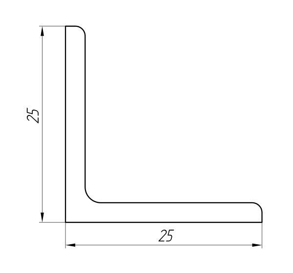 Aluminum Profile For Car And Rail Car Building Ат-1333 - Aluminum profile for mechanical engineering