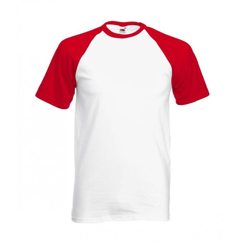 Tee-shirt Baseball - Manches courtes