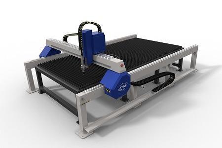 CNC Plasma Cutting Machine -