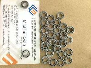 Micro rodamiento de diámetro de 6mm -