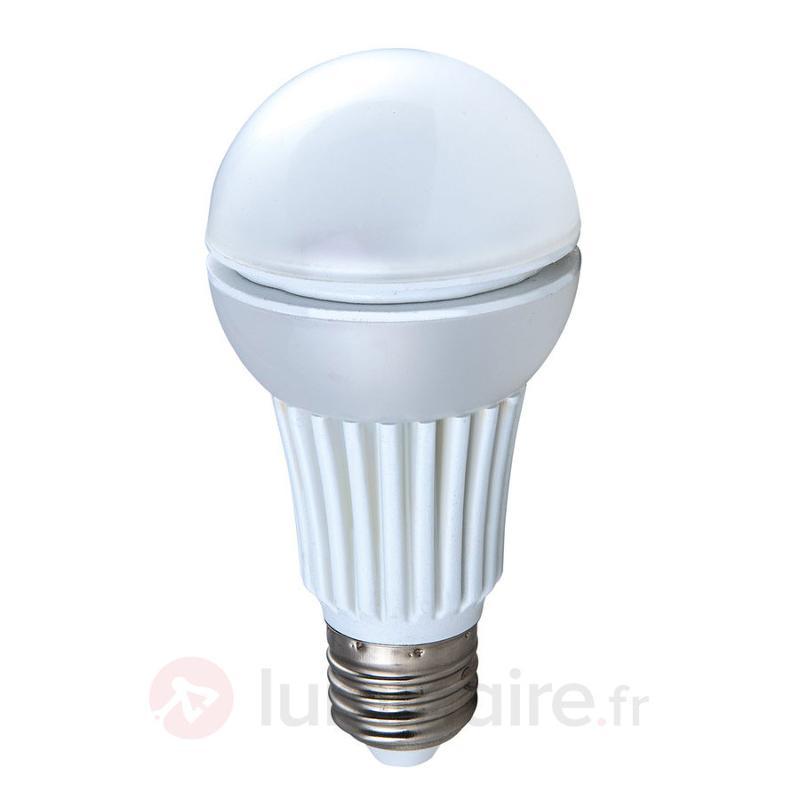 Ampoule LED à spectre complet E27 9W 927, IRC 95 - Ampoules LED E27