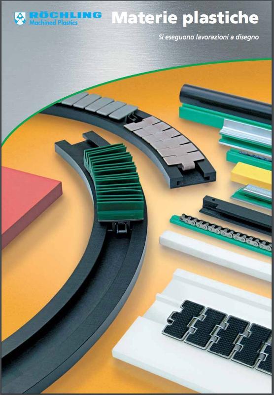 Profili standard - Materie plastiche
