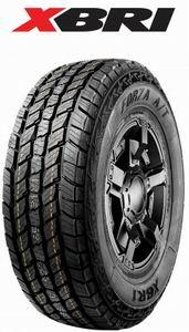 "XBRI FORZA A/T Pattern - Powerful off-road AT tyre design including 16"" - 20"" with 19 sizes"