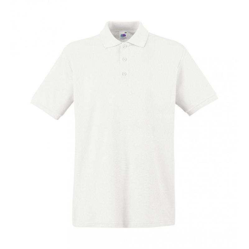 Polo Premium - Manches courtes