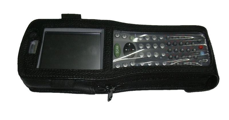 Honeywell Dolphin 9900 Ledertasche mit Gürtelclip -... - Holster + Taschen