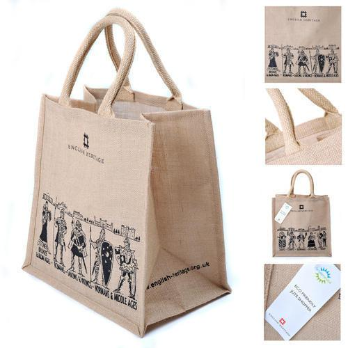 Jute shopping Bag  - Recycled Jute Bags Sacks, Wholesale Various High Quality Recycled Jute shopping
