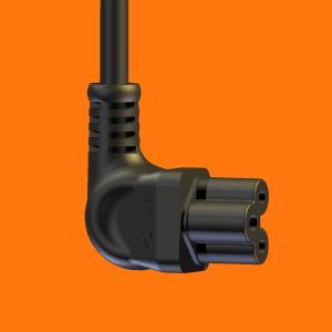 N-10 - wg IEC 60320 kątowy C-5