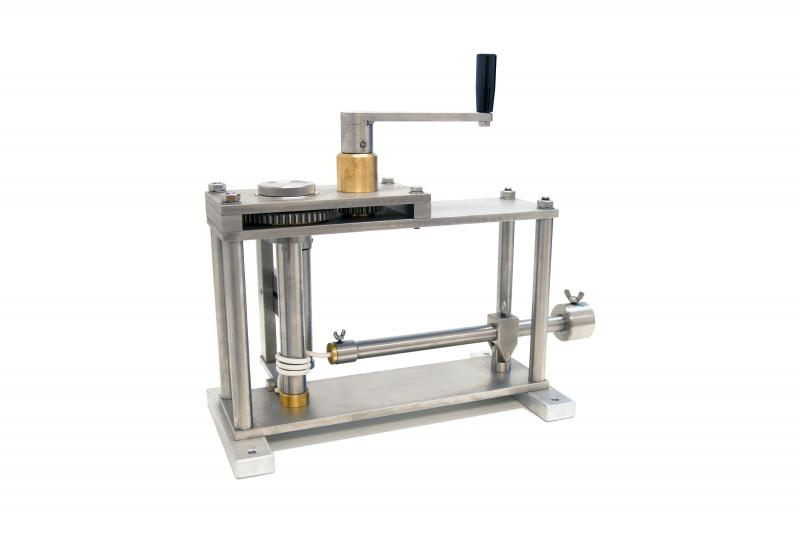 Essai d'enroulement froid, CBT - Dispositif de test de flexion à froid à basse température