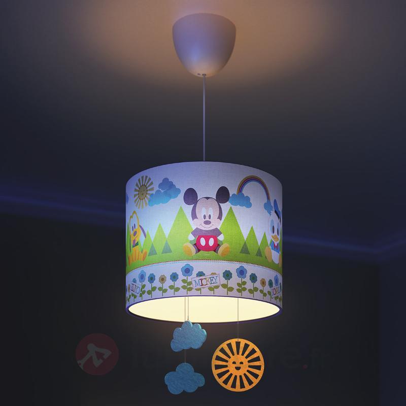 Suspension rassurant pour enfants Mickey Mouse - Chambre d'enfant