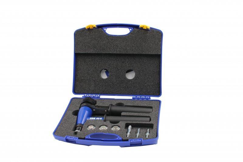 GBM 40-R (Pinces à main pour pose d'écrous à sertir) - Pince à main pour pose d'écrous à sertir