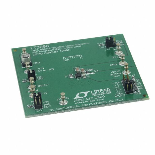 BOARD EVAL FOR LT3090 - Linear Technology DC1948A