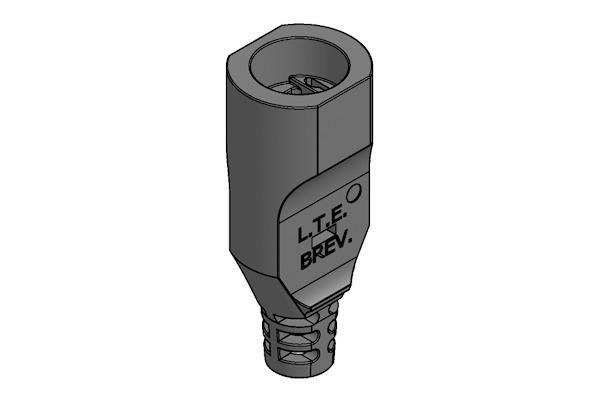 Connettore lineare per termostati a contatto -