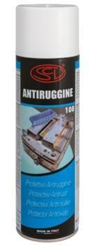 ANTIRUGGINE - Spray protettivo contro la ruggine
