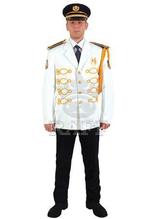 офицерские\церемонные костьюмы (брюки-пиджак)