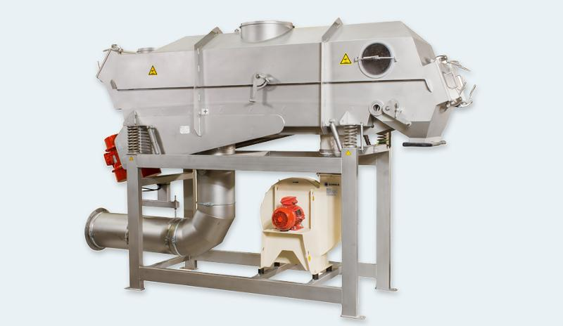 Fluidised Bed Drier - null
