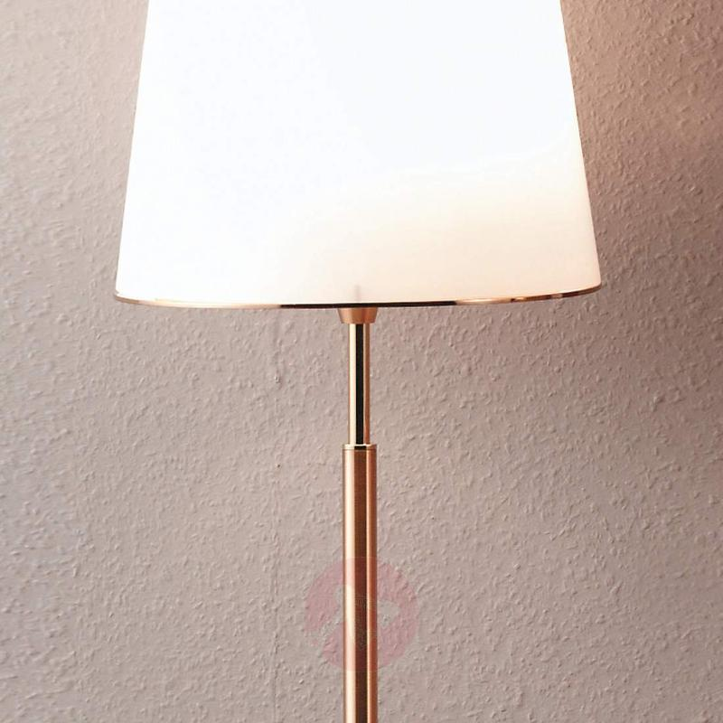 Buffet lamp Konus with glass lampshade - Table Lamps