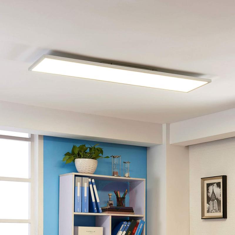 LED ceiling panel Arthur, cool white 40 W - indoor-lighting