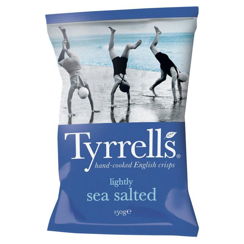 Chips légèrement salées 150g - TYRRELL'S - Chips légèrement salées 150g - TYRRELL'S