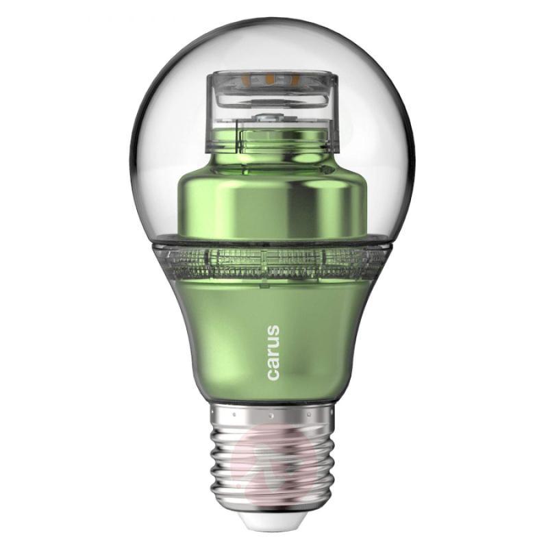 E27 8.6W 827 LED bulb lookatme green - light-bulbs