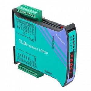 TLB Ethernet TCP/IP - ЦИФРОВОЙ ВЕСОВЫЙ ПЕРЕДАТЧИК (RS485 - Ethernet TCP / IP)