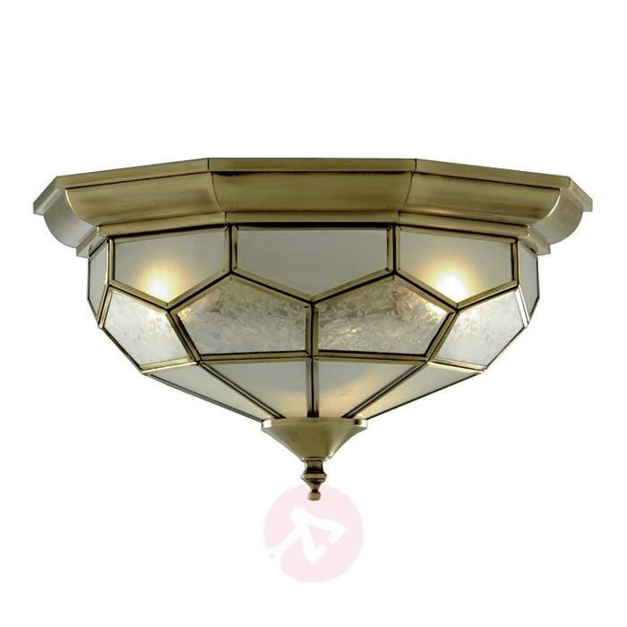 Beautiful FRIDA ceiling light with glass inserts - Ceiling Lights