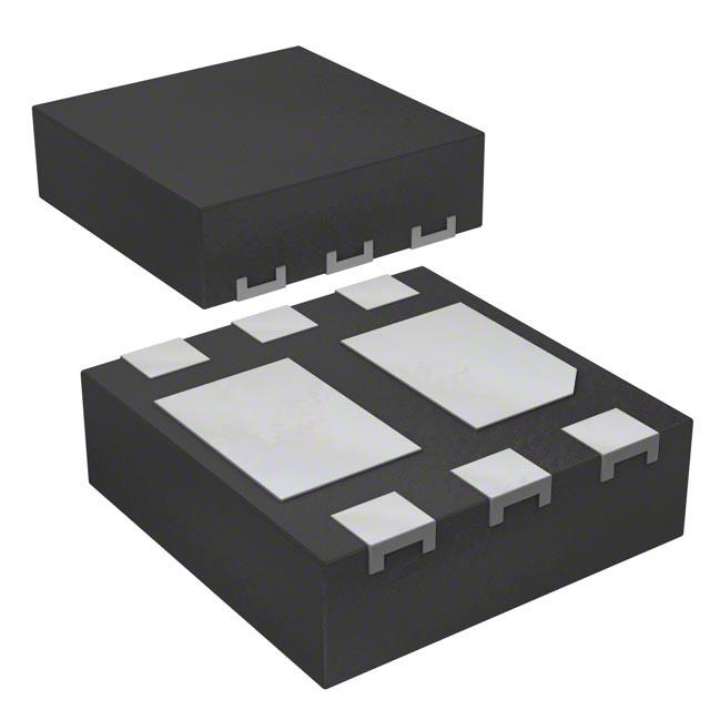 MOSFET NPN/P CH 30V 2.6A 6HUSON - Nexperia USA Inc. PMC85XP,115