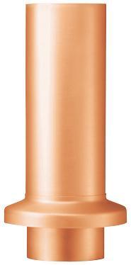 sliding sleeve - copper - sliding sleeves