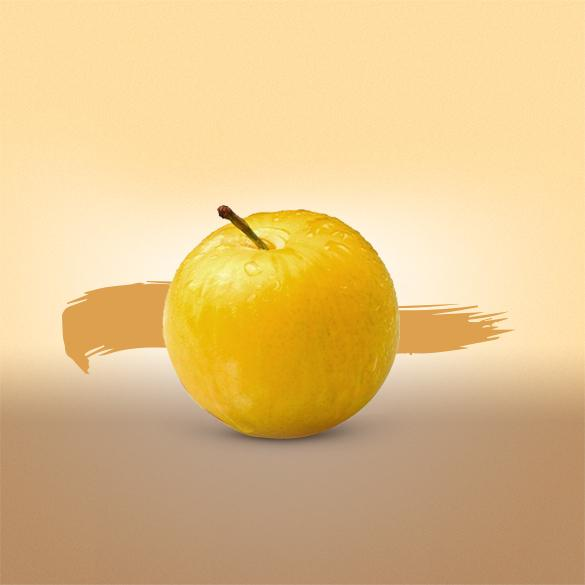 Yellow plums - Prunis Domestica