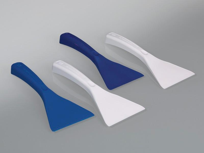 Scraper, disposable - Laboratory equipment, PS, sterile, individually packaged, sampling device