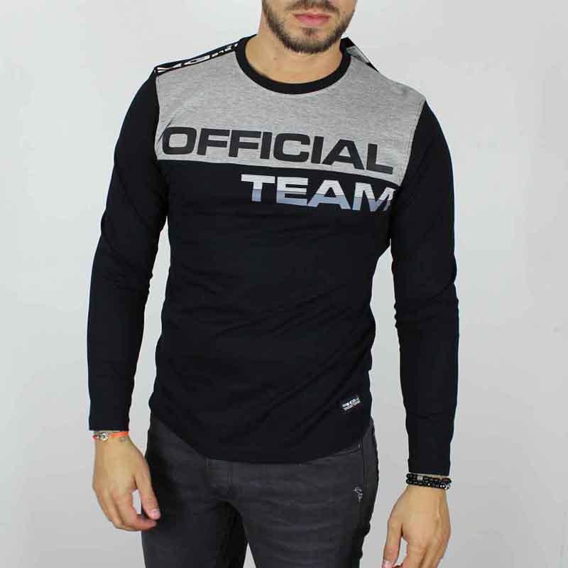 Großhandel kleidung kind T-shirt RG512 - T-shirt und polo langarm