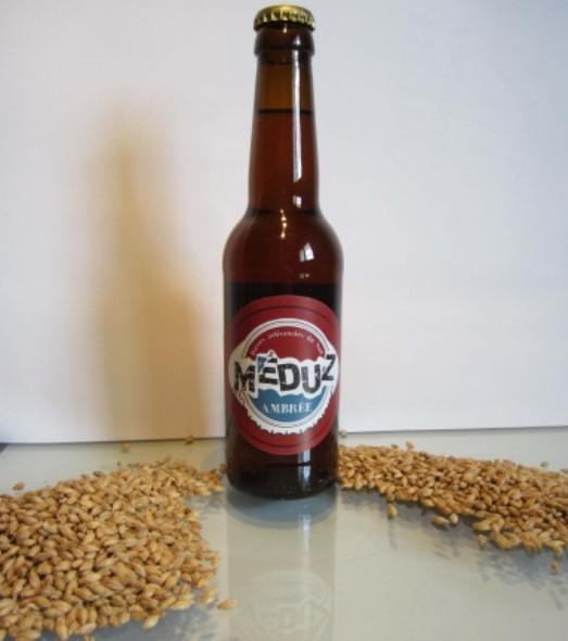 Biere Meduz Ambrée 33cl - Boissons