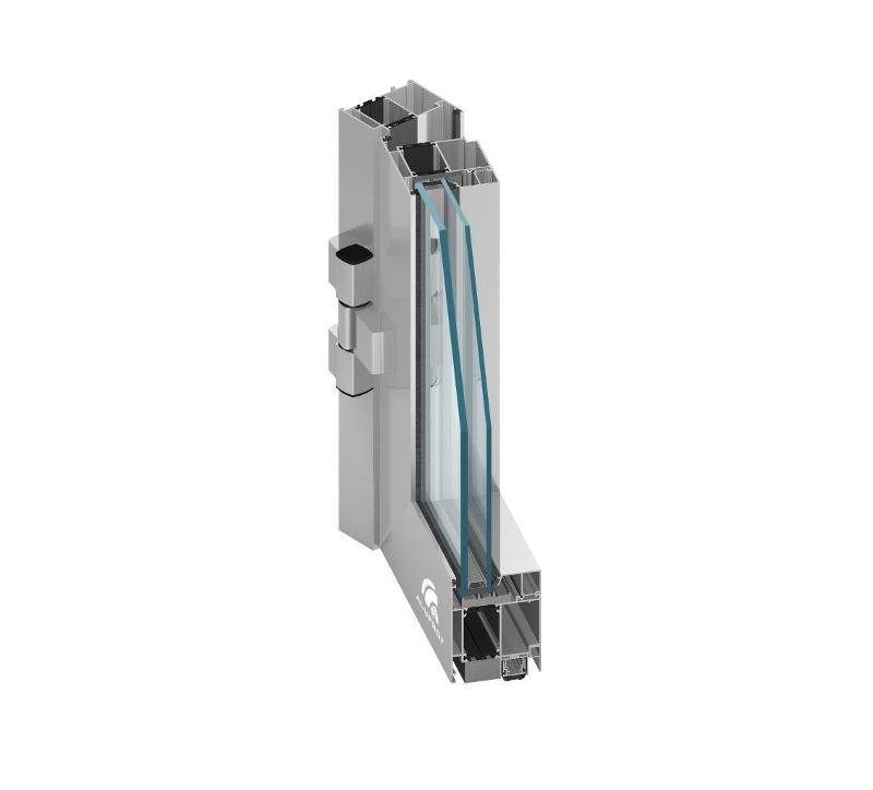 window-and-door-systems aluprof mb-86 - aluminium-joinery