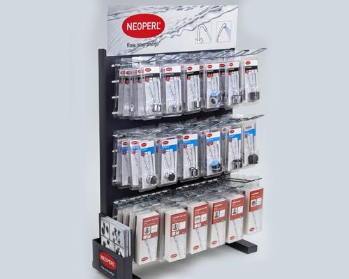 Display di Vendita Prodotti Classici NEOPERL® - Strumenti di vendita