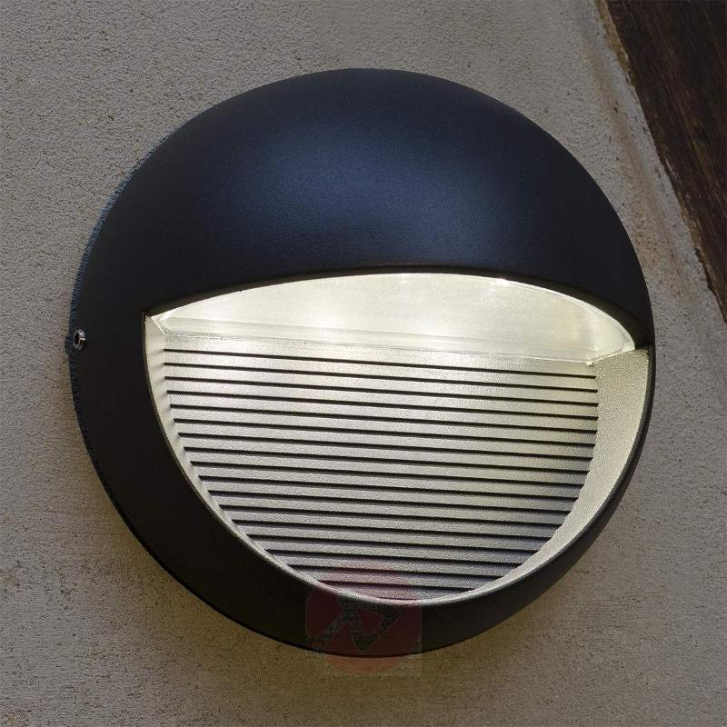 NALA exterior wall light with Power LEDs - Outdoor Wall Lights