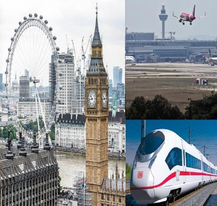 London Train Stations and  Airport Transfers - Private Airport and station taxi transfers