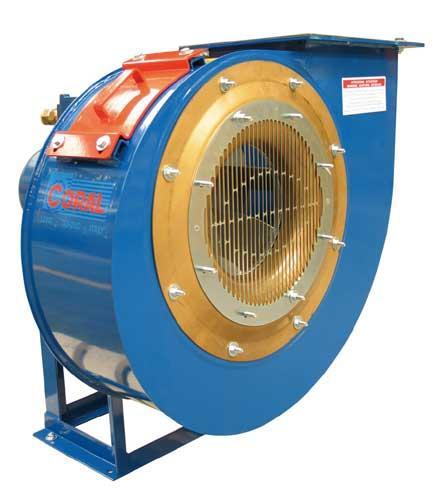 Ventilateurs industriels centrifuges - ATEX