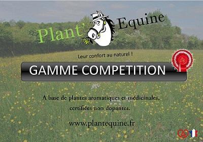 Phytothérapie pour le cheval de sport, de compétition