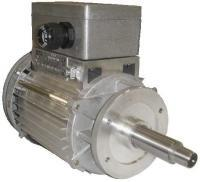 Asynchronous motors - ADCF ATEX Gas - Aluminum frame 0.25 to 0.75 kW