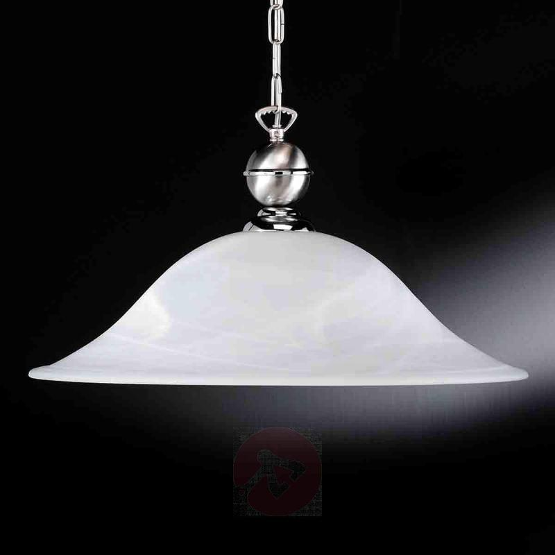 Lina Hanging Light Energy Saving in Two Colours - Pendant Lighting