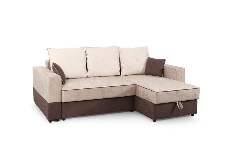 "Corner Sofa ""Boston"" Standard Option 1 - Upholstered furniture in Moscow"