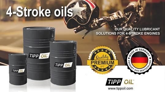 TIPP OIL - 4-Taktöle -