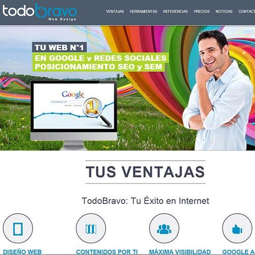 Desarrollo Paginas Web con WordPress