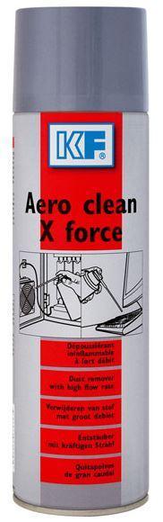 Nettoyants de précision - AERO CLEAN X FORCE