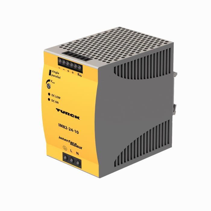 Spannungsversorgung - Schaltnetzteile DIN-Schiene IP20