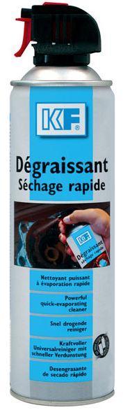 Nettoyants - Dégraissants - DEGRAISSANT SECHAGE RAPIDE