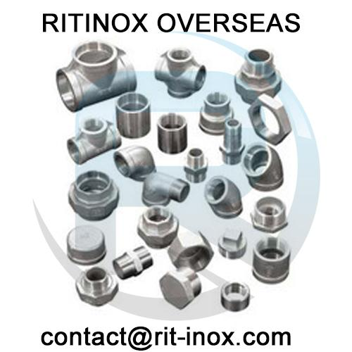 Titanium Buttweld Fittings -