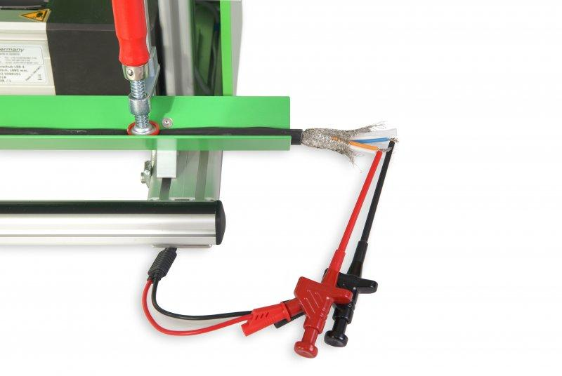 Schlaglängenmessgerät TLD - Gerät zum Messen der Schlaglänge an Kabeln