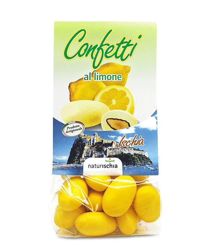 Confetti al limone - Confetti